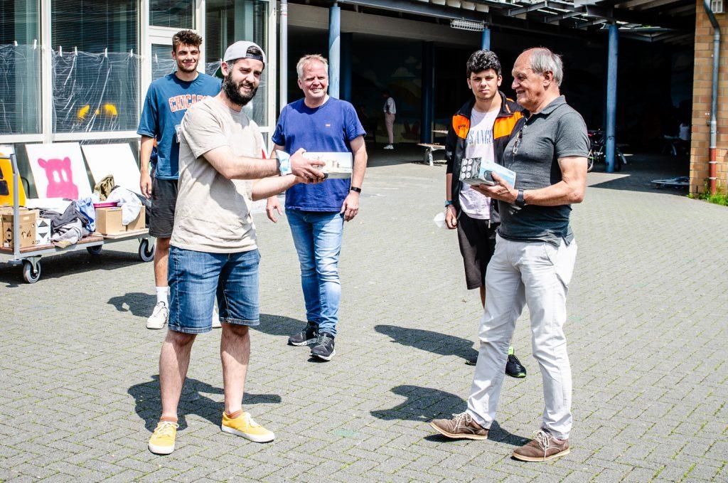 FDP besucht den Ferienspass 2021